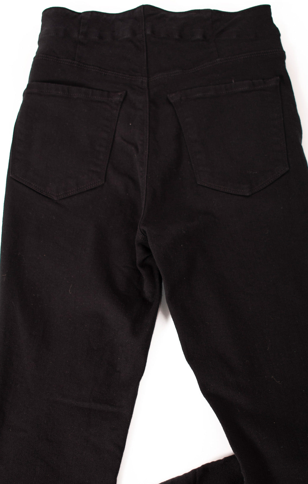 Closeup view of J BRAND Jeans