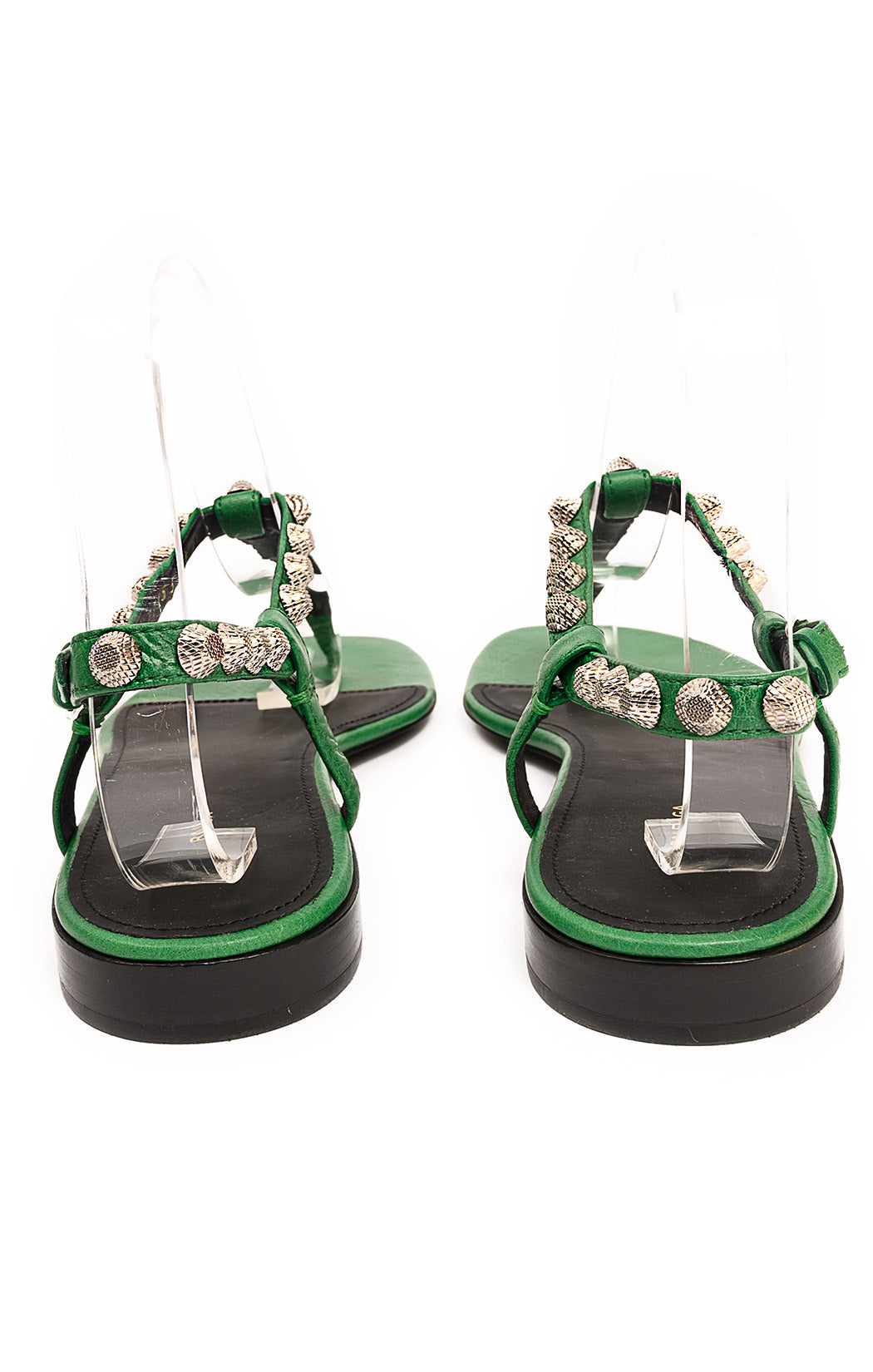 Back view of BALENCIAGA  Sandals
