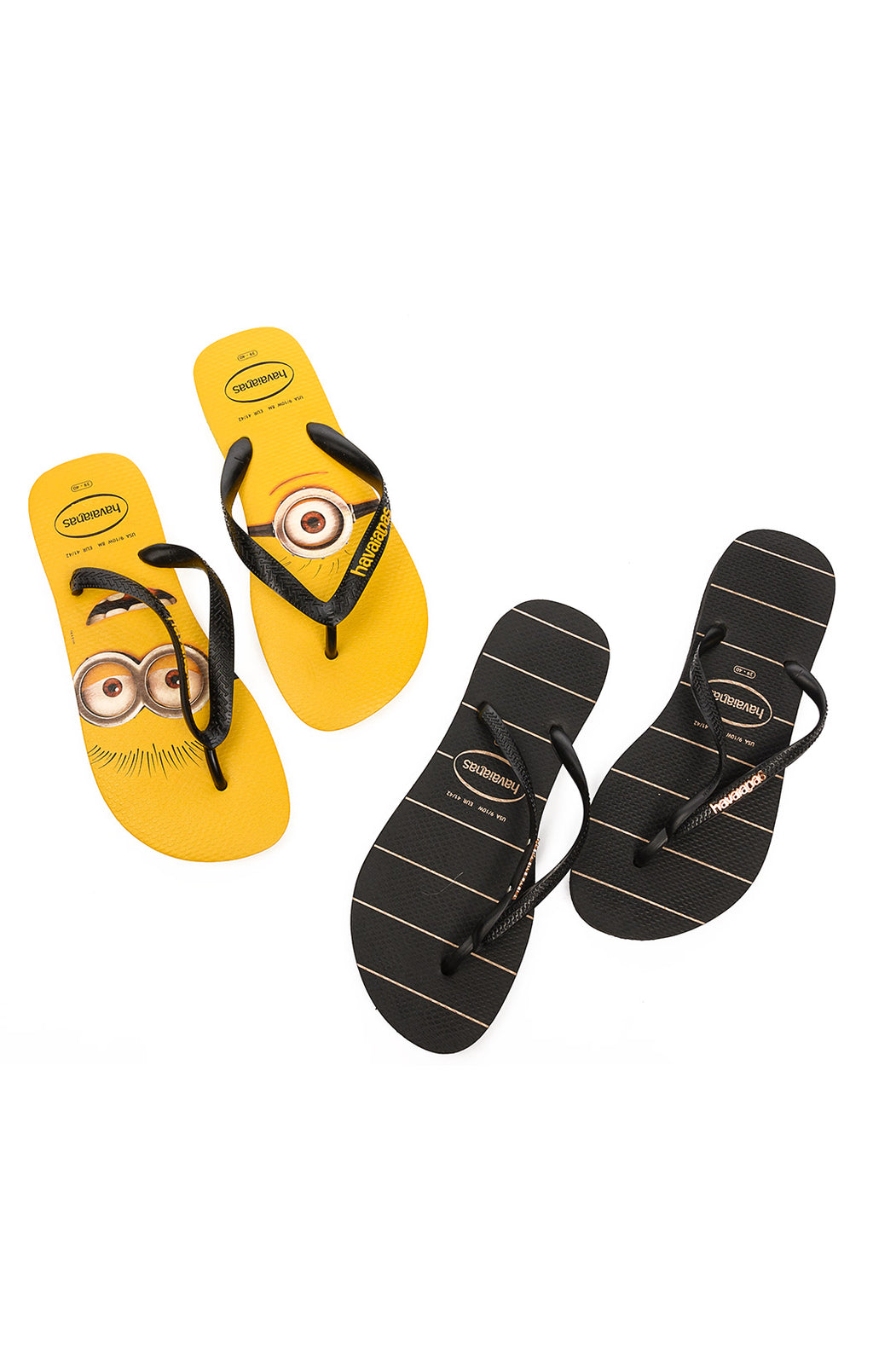 Front view of HAVAIANAS Flip flops Size: 9/10