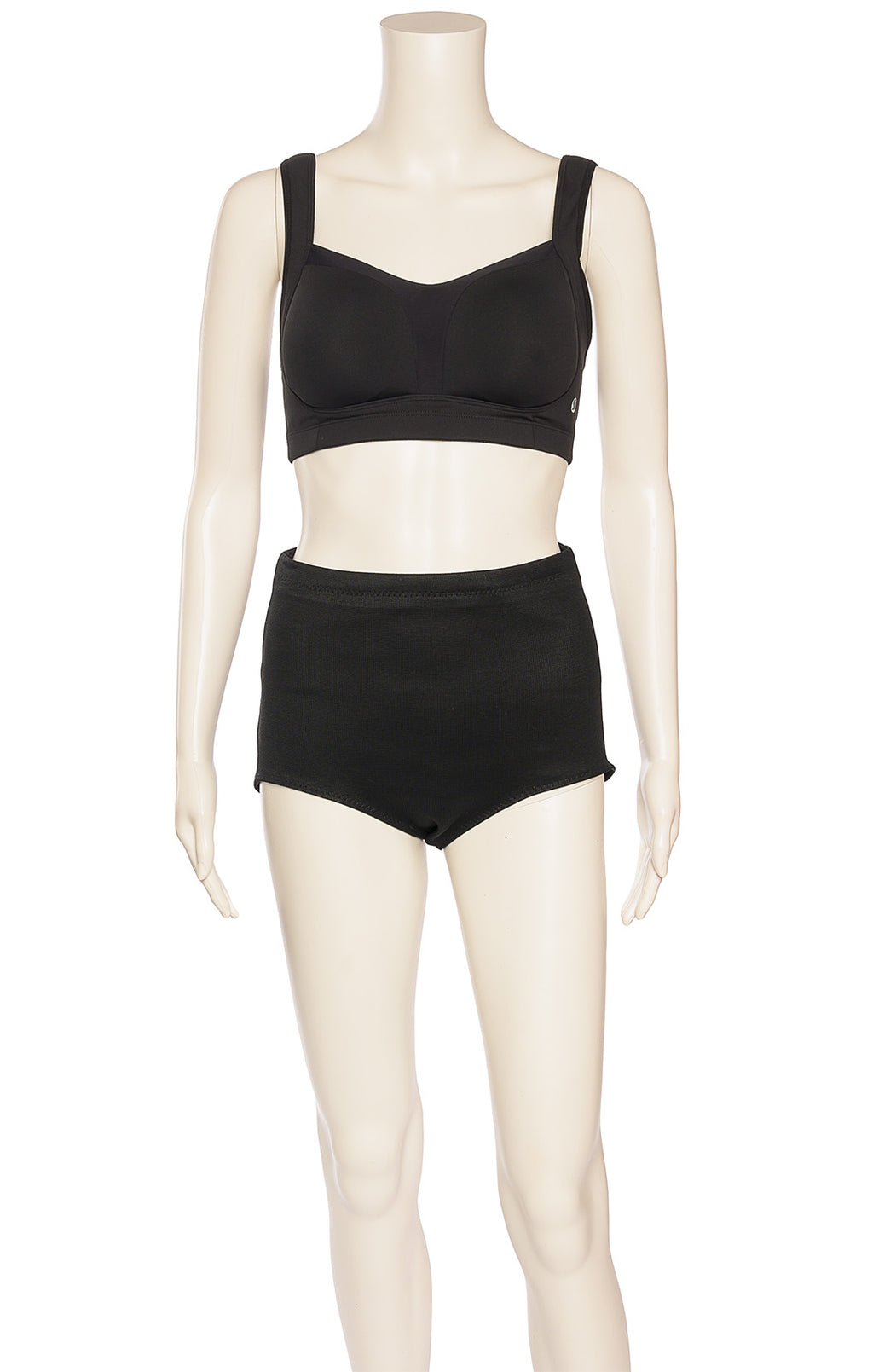 Front view of LULULEMON with tags  Jogging bra Size: 34C