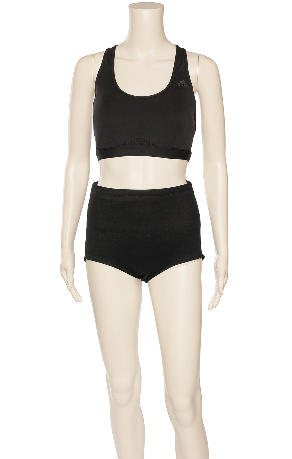 Front view of ADIDAS with tags  Jogging bra  Size: Medium