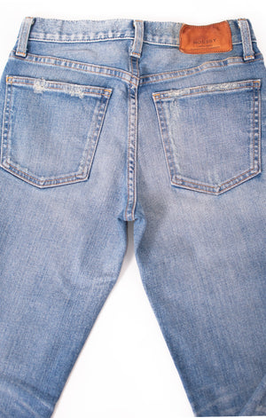 Closeup view of MOUSSY Jeans