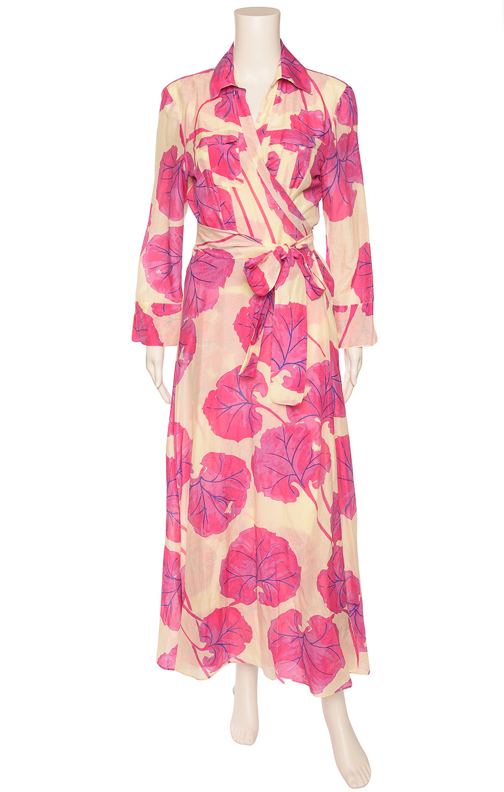 Front view of DIANE VON FURSTENBERG  Dress Size: Medium