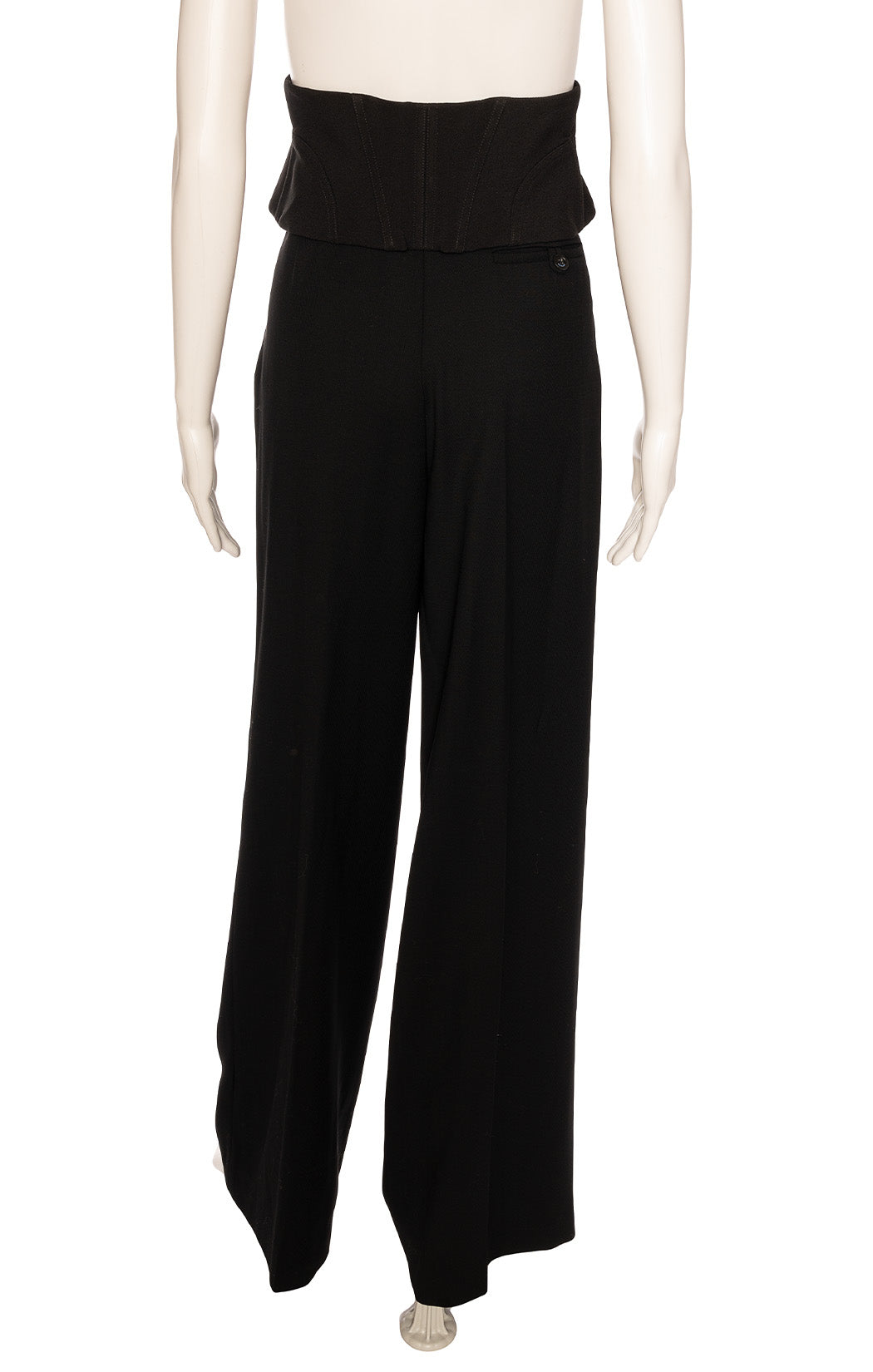 MUGLER with tags Corset and Pants Size: FR 38 (comparable to US 4-6)