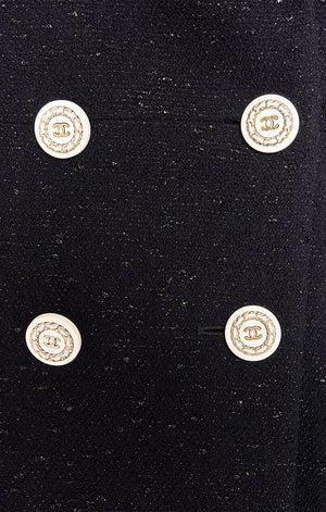 CHANEL  Suit Size: Jacket FR 44 (comparable to US 12) Pant FR 42 (comparable to US 10)