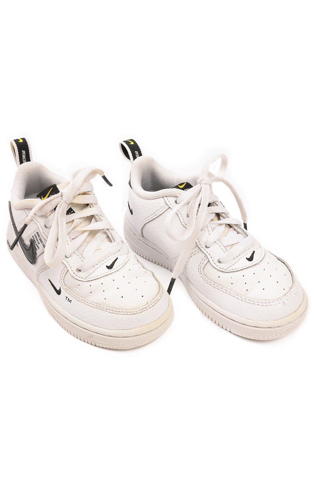 Front view of NIKE Tennis shoes Size: 9 C toddler