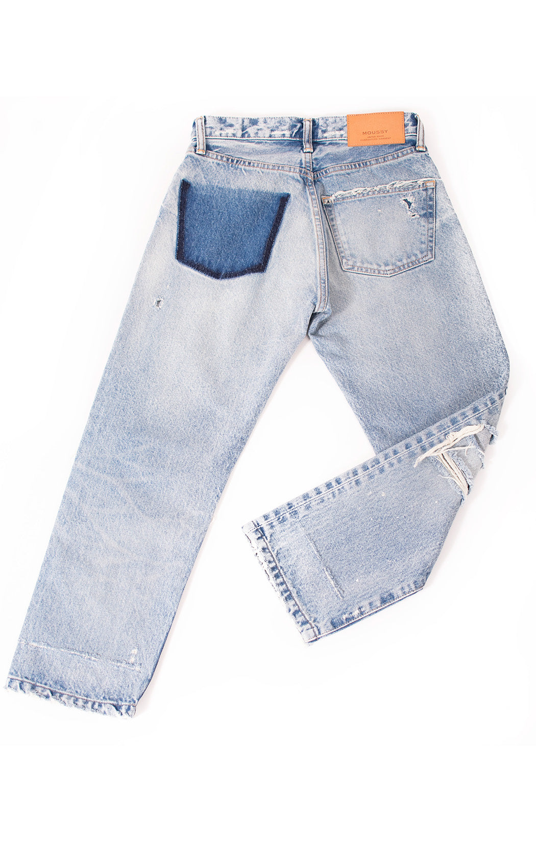 Back view of MOUSSY Jeans