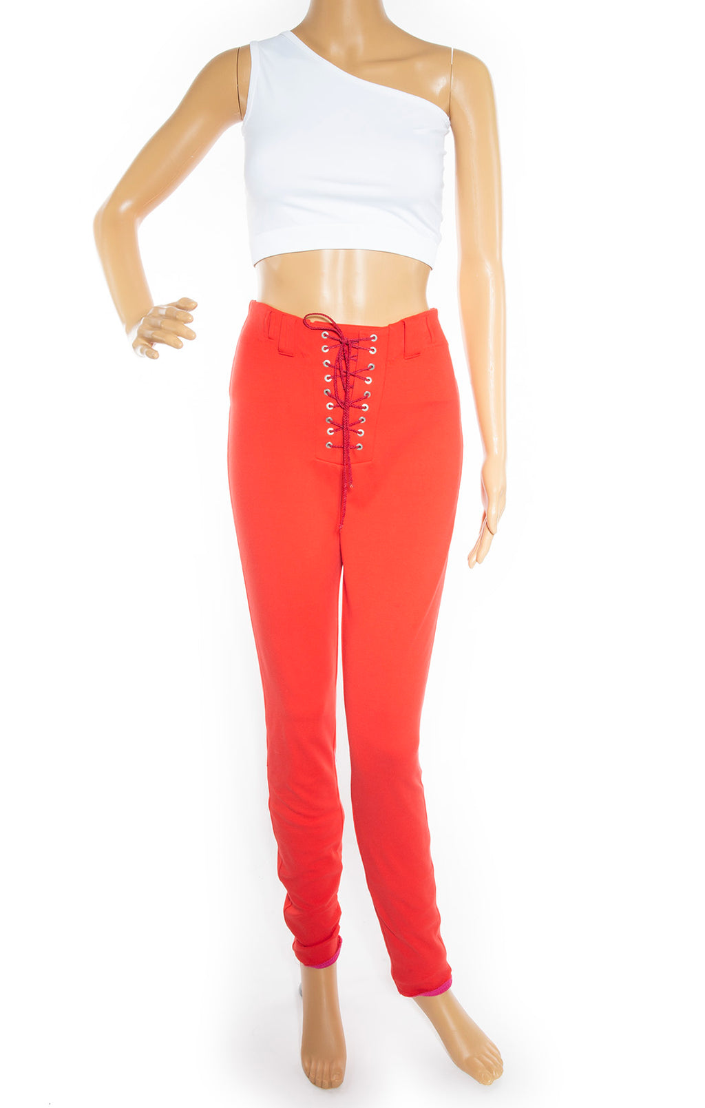 Front view of UNRAVEL Leggings Size: Small