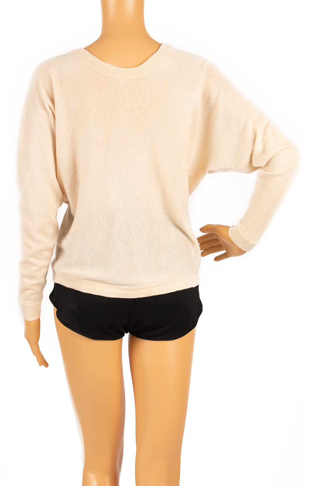 Back view of FEEL THE PIECE Sweater