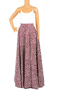 Front view of PLAN C with tags Long skirt Size: IT 38 (comparable to 0-2)
