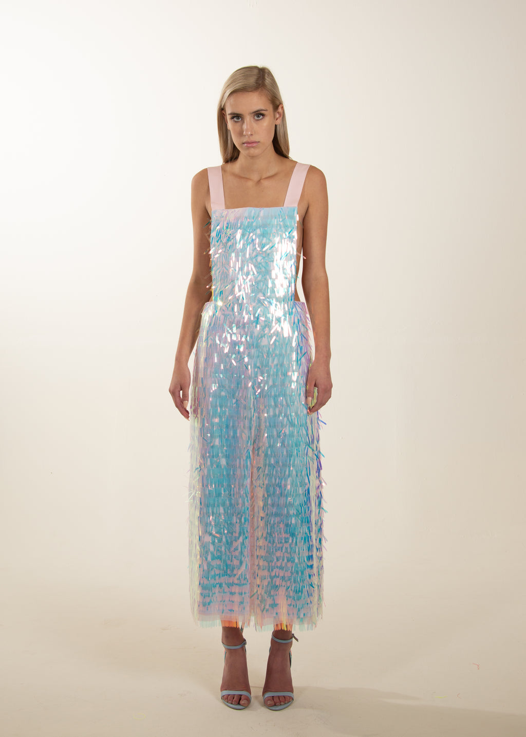 MADISON SEQUIN OVERALLS (PREORDER)