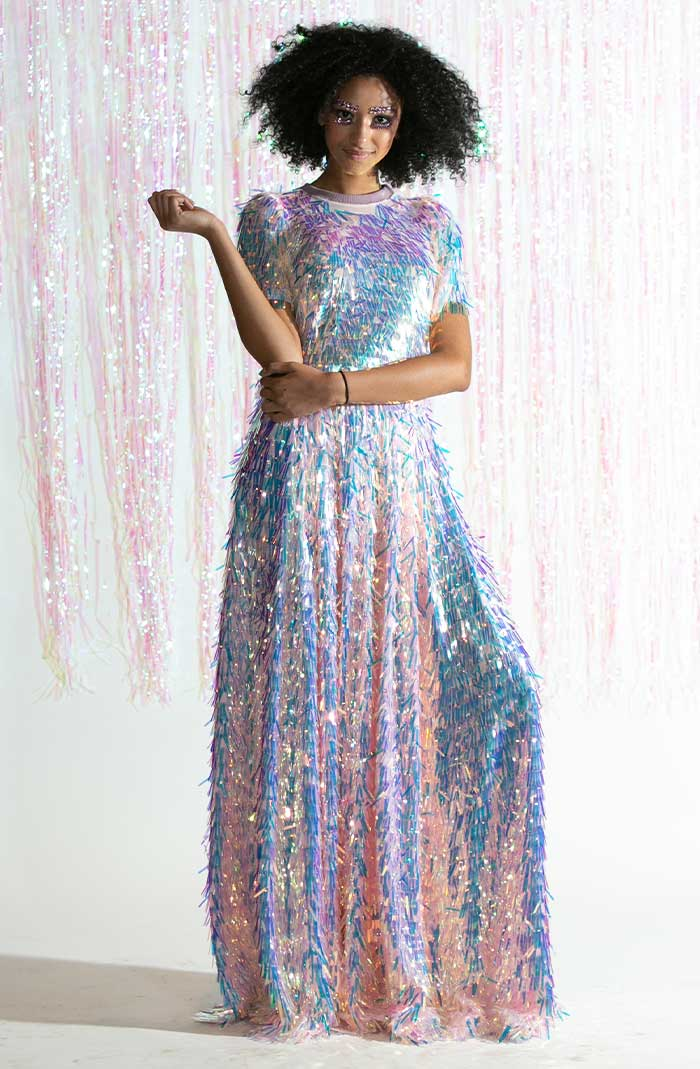 ESME SEQUIN SKIRT