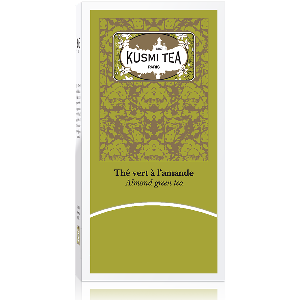almond-green-tea