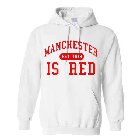 O-Neck Manchester Hoodies