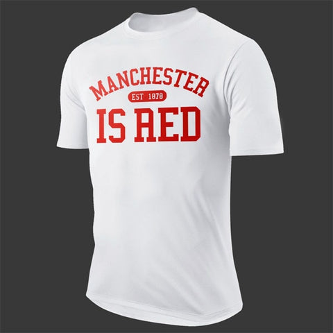 O-Neck Manchester Tee Shirts