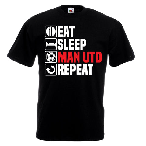 T Shirt Football Manchester United