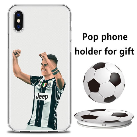 Real Madrid Football Ronaldo Back Cover Phone Cases