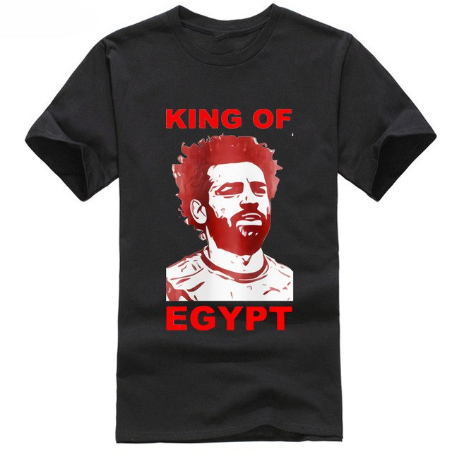 Salah 2018 Liverpool man King Of Egypt footballer