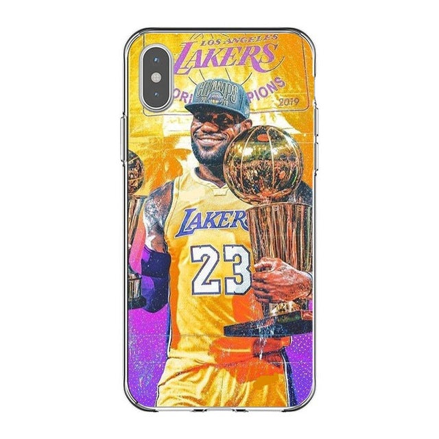 King LeBron James Los Angeles Lakers