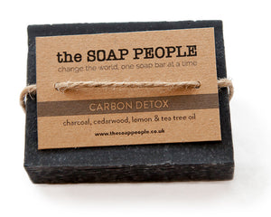 CARBON DETOX SOAP BAR