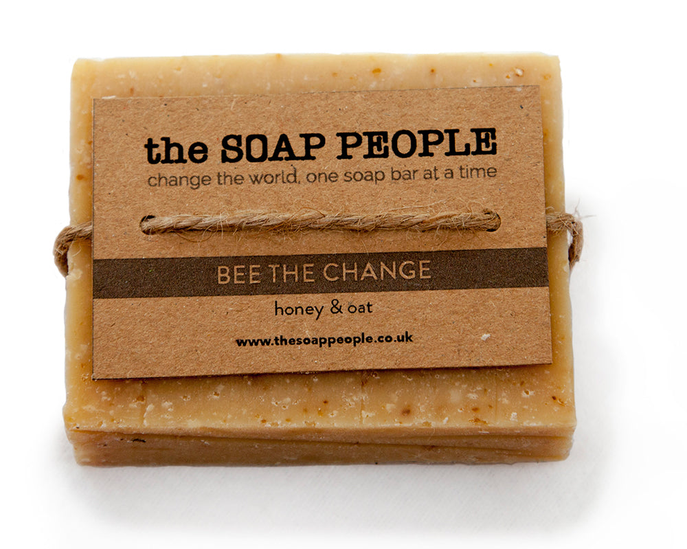 BEE THE CHANGE SOAP BAR