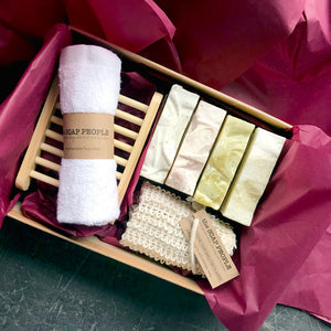 Eco-Friendly Gift Wrapping Service