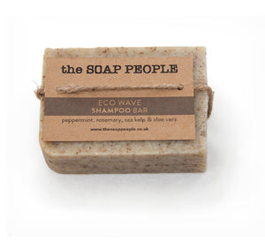 ECO WAVE SHAMPOO BAR - dry to normal hair