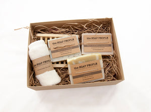 FOR HER (OR HIM) SOAP GIFT SET BOX