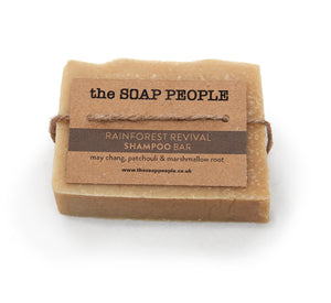 RAINFOREST REVIVAL SHAMPOO BAR  -normal to oily hair