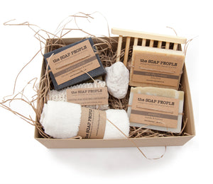 RELAX AND UNWIND SOAP GIFT SET BOX