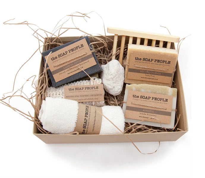 Relax and Unwind Gift Set Box