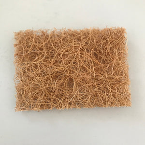 Coconut Fiber Soap Rest      by Safix