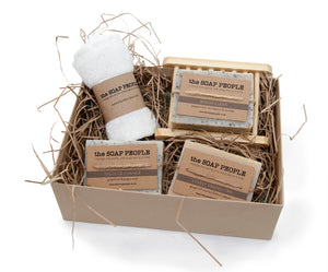 RISE AND SHINE SOAP GIFT SET BOX