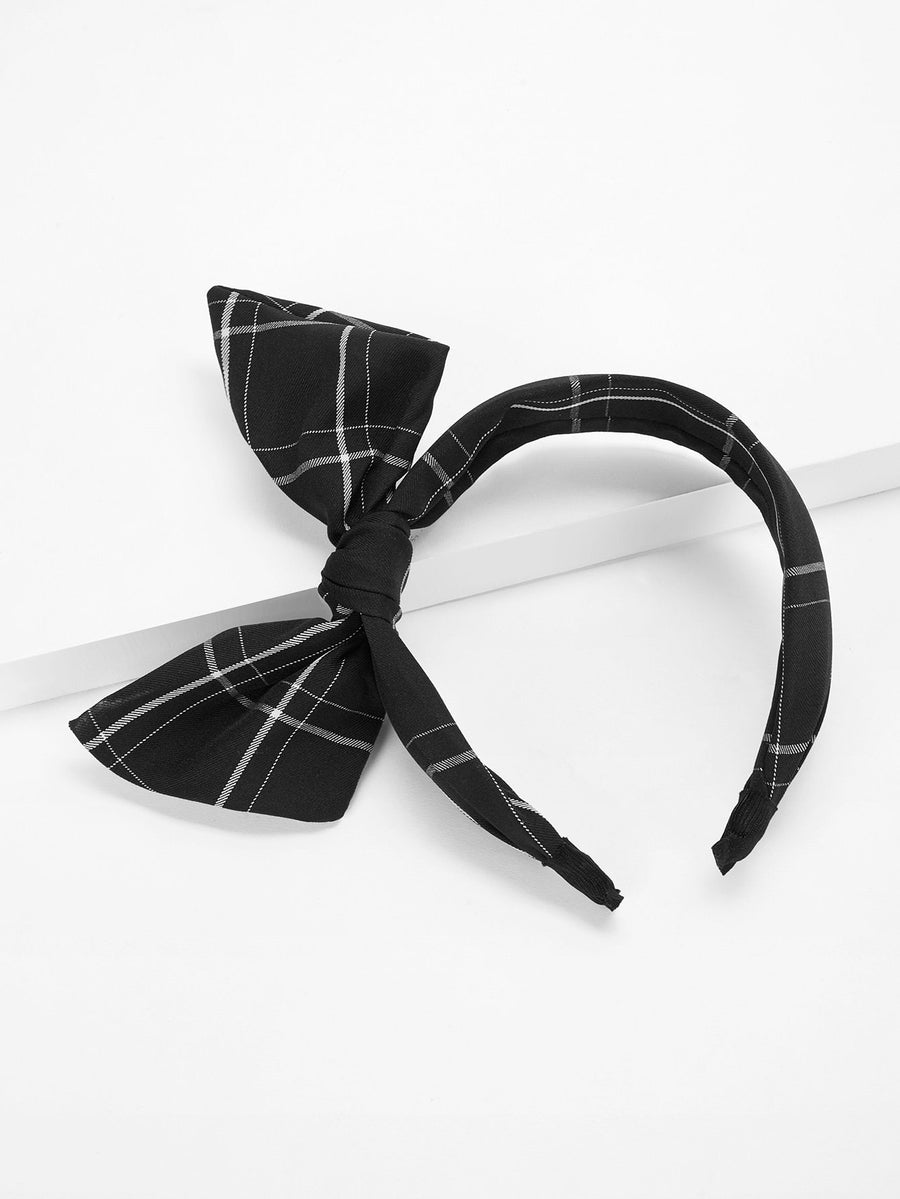 Girls Bow Knot Headband - QAS KIDS TORE