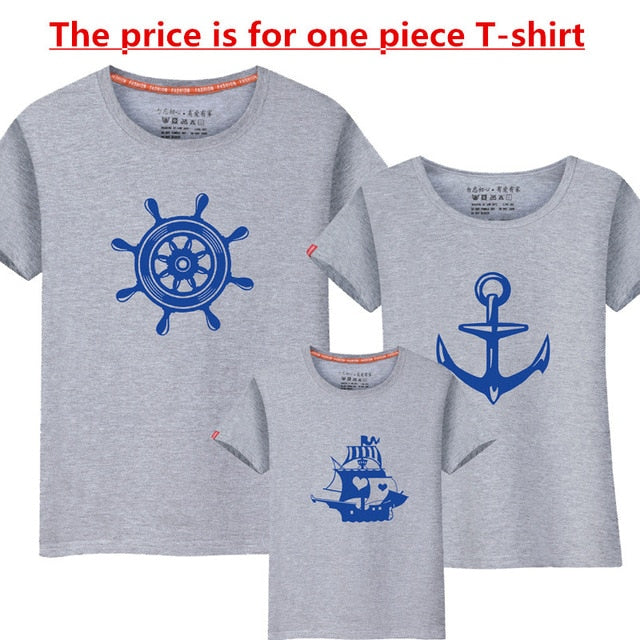 Look Anchor T Shirts - QAS KIDS TORE