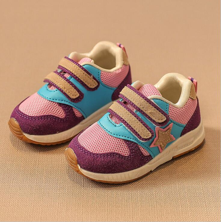 Breathable Casual Girls Shoes - QAS KIDS TORE