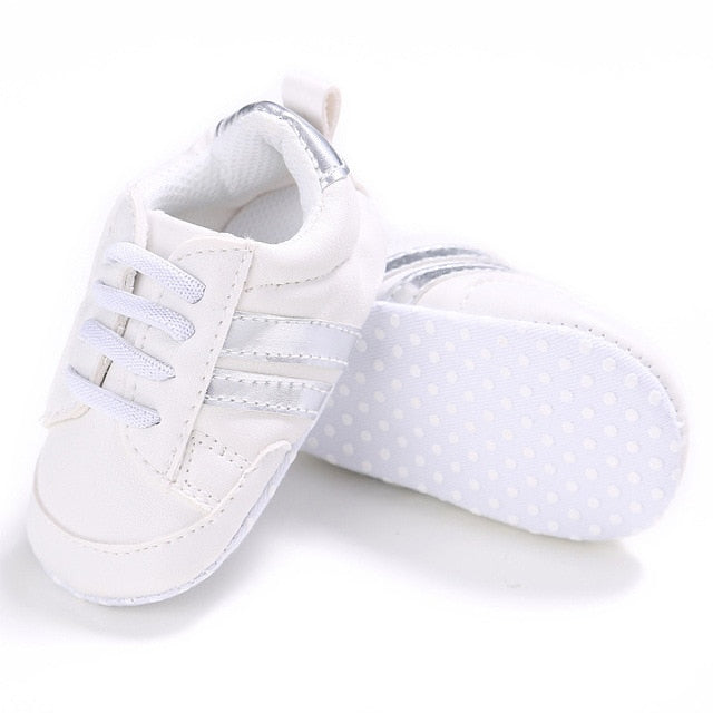 Infant Toddler Soft Anti-slip Shoes - QAS KIDS TORE