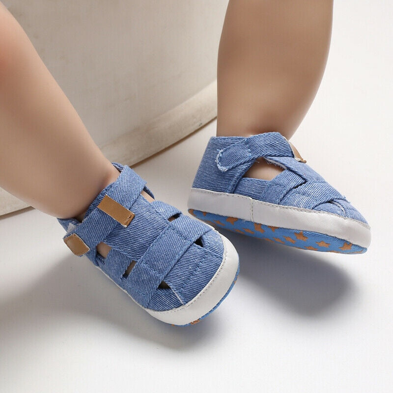 Summer Soft Crib Shoes - QAS KIDS TORE