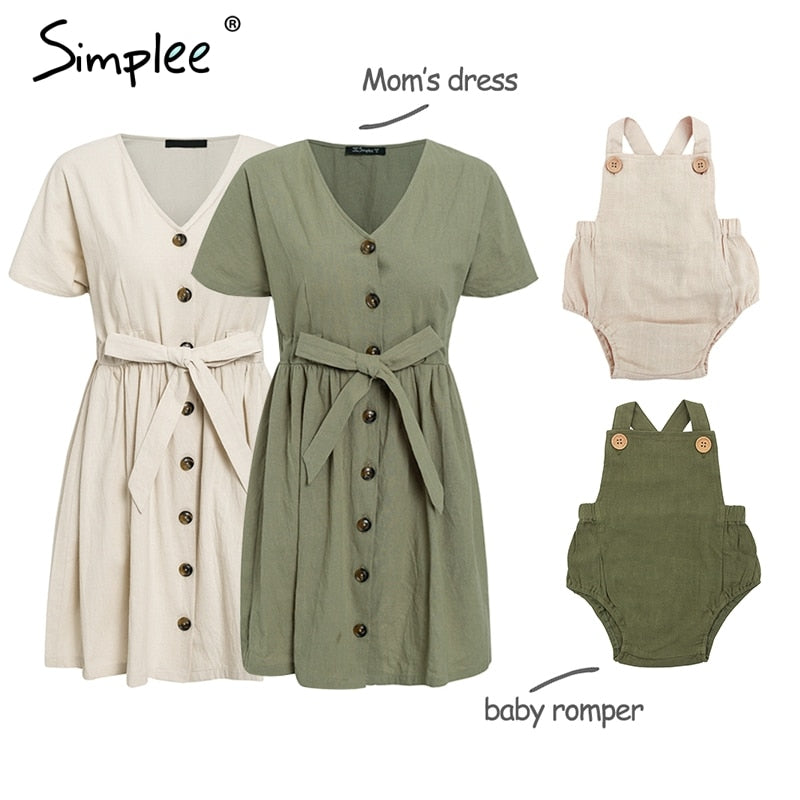 baby romper family outfits - QAS KIDS TORE