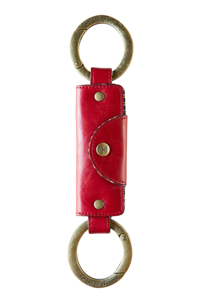 Handbag Handcuff® - Red (Cherry)