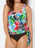 LILO SIDE TIE BLOUSON TANKINI SET