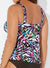 RIMINI FLARED TANKINI SET