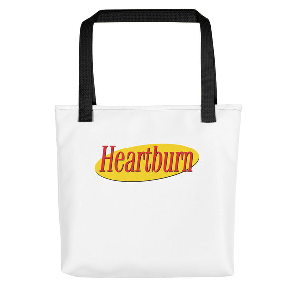 Heartburn Tote Bag