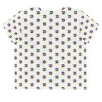 ZMIT All-Over Print Croptop