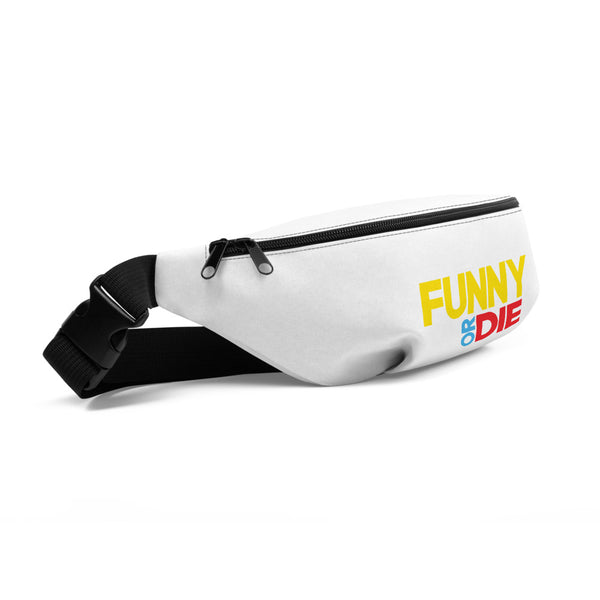 Funny Or Die Stacked Logo Fanny Pack