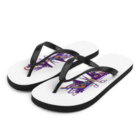 Gay of Thrones Logo Flip Flops