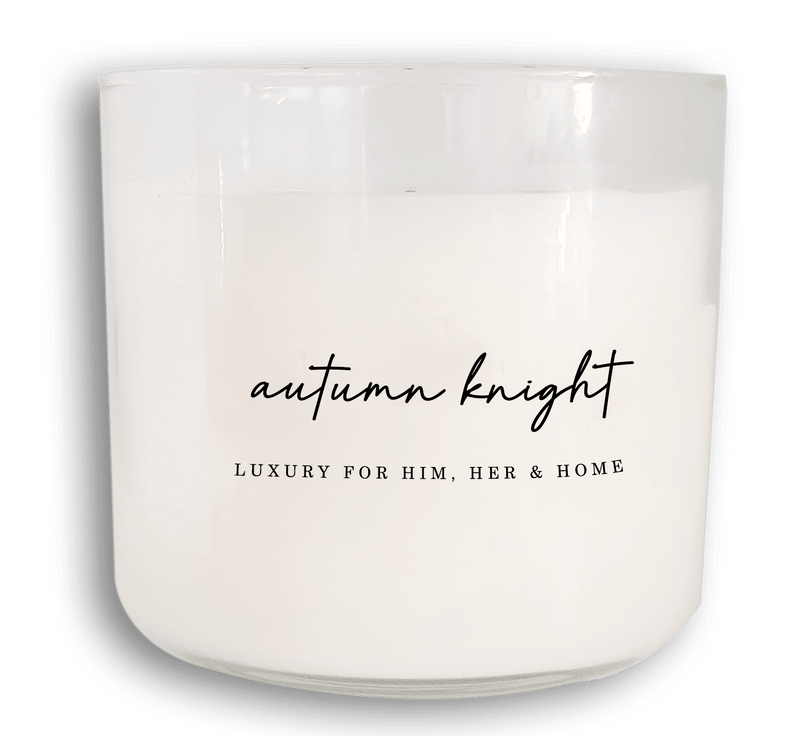 Autumn Knight - Black Luxe Candle Co.