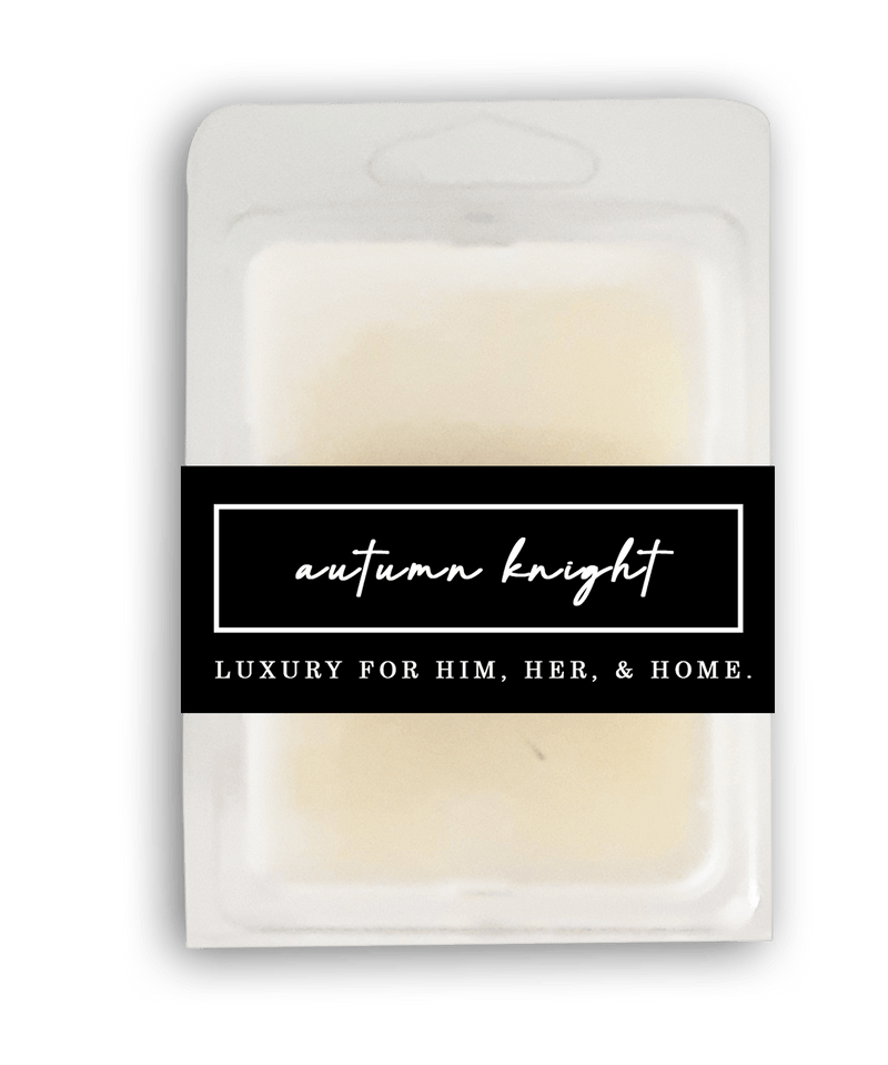 Autumn Knight Wax Melt - Black Luxe Candle Co.