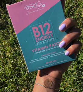 B12 Energy VitaPatches