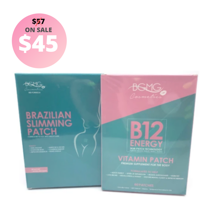 Energy + Slimming Patch DUO